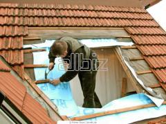 Строительные материалы для внутренних и наружных работ