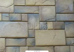Плитка фасадная облицовочная