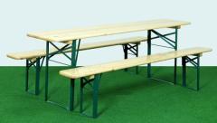 Пивные столы и скамьи