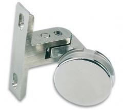 Мебельная петля для вкладных стеклянных дверок
