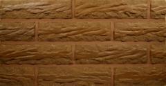 Керамический кирпич TERCA, Terra антично-колотый, Aseri