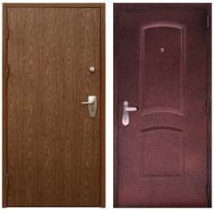 Квартирная дверь AD1 и AD2