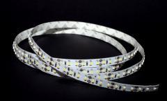 Гибкая LED полоска, 17,5W/m, 120 LED/m, Теплый