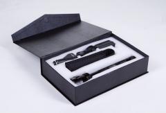 LED фонарик, 3В Cree, 3 функции, чёрного цвета