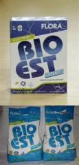 Порошки стиральные Bioest efekt