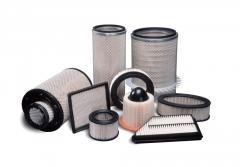 Фильтры воздушные, масляные, гидравлические и др.
