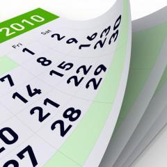Календари (настенные, настольные, карманные, художественные)