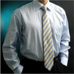 Рубашки мужские классические