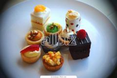 Десерты готовые и на заказ