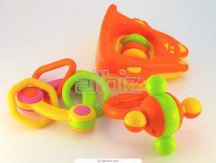 Детские игрушки для младенцев (до 1 года)