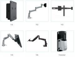 Системы крепления мониторов серии ViewMaster