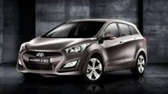 Автомобиль Hyundai универсал i30