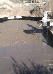 Быстросхватывающийся бетон