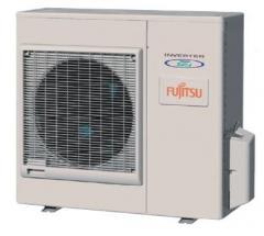 Fujitsu тепловой насос, модель ASYA09LACM 3штук +ASYA12LACM/AOY30LMAW4 11,4кВ