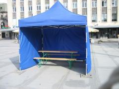 Лёгкая палатка Easy-up