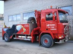 Запчасти для грузовиков Volvo, Scania, Mercedes-Benz