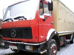 Запчасти к грузовым автомобилям Scania, Mercedes-Benz, Volvo