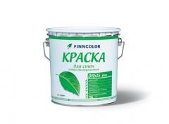 Краски вододисперсионные для потолка Oasis Finncolor
