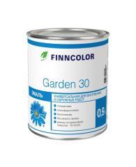 Алкидные эмали Garden Finncolor