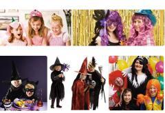 Детские карнавальные костюмы для тематических вечеринок