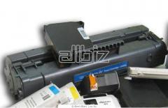 Картриджи для лазерных принтеров HP, Canon, Samsung, Epson
