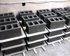 Masonry cast unit