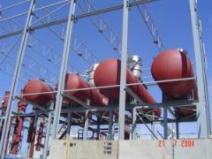 Резервуар питательной воды