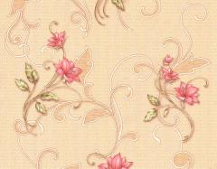 Duplex paper wallpapers