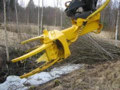 Гильотина для кустов и деревьев