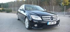 Mercedes-Benz C 300 3.0 V6 170kW