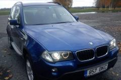 BMW X3 xDRIVE SPORTPAKETT 2.0 130kW