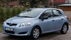 Toyota Auris 1.6 VVT-i 91kW
