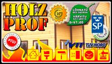 HOLZPROF Full fire,bio,fungi-protection