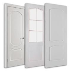 Грунтованные двери