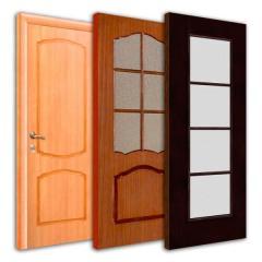 Шпонированные двери