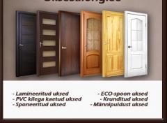UkseSalong - интернет магазин межкомнатных дверей
