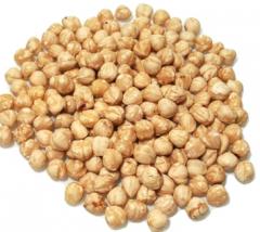 В 100% натуральный, органический фундук, сушеный или жареный, доступный в трех размерах: 13-15 мм, 11-13 мм, 9-11 мм.