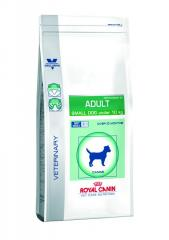 ADULT SMALL DOG UNDER 10KG