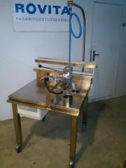 Стол для нарезки пирогов
