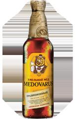 Медовуха Медоварус «Традиционная» 0,33