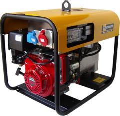 Бензиновый генератор WFM LUX L85 - 7,5 кВт