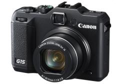 Фотокамера Canon PowerShot G15