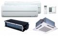 Инверторные мультисплит-системы Toshiba GAV (тепловой насос)