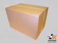 Коробка картонная для книг и компакт-дисков