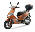 Скутер Generic IDEO 50 2T 2 кВт