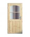 Дверь садового домика
