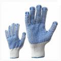 Рабочие перчатки текстильные 001