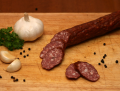 Копченая колбаса из баранины