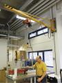 Консольный кран с креплением к стене Prosystem