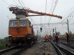 Заказать Ремонт и обслуживание железнодорожных путей